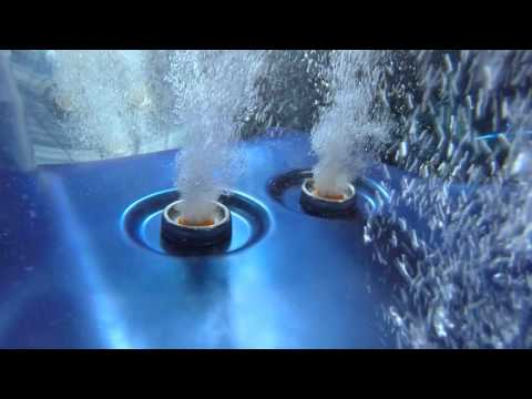 Cal Spas - AQUATIC AIR THERAPY™ JETS - Product Video