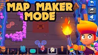 NEW MAP MAKER MODE & legendary brawler AMBER (Brawl Talk)