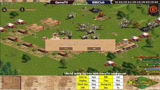 C4T2   4vs4 Random   GameTV vs BibiClub   Ngày 21-05-2018
