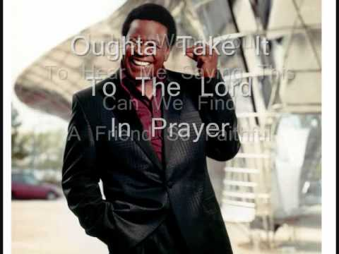 Al Green - What A Friend We Have In Jesus
