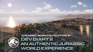 Developer Diary #2 - A Jurassic World Experience preview image