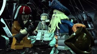 Lego pirates des caraïbes :  bande-annonce 2
