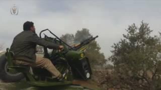 [VIDEO] Pogledajte kako sirijski POBUNJENICI gađaju RUSKE vojne snage!