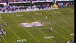 1997 Egg Bowl Ole Miss 15 v MSU 14