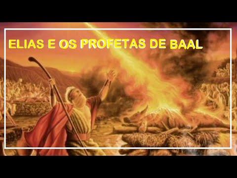 Desafio de Elias aos profetas de baal, no monte Carmelo. Musica ...