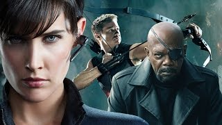 Avengers: Age of Ultron - Jeremy Renner, Cobie Smulders