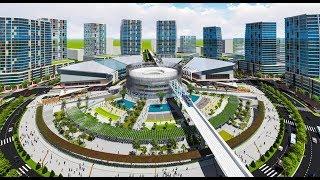 Becamex City -  trung tâm thành phố thông minh Bình Dương - Smart city