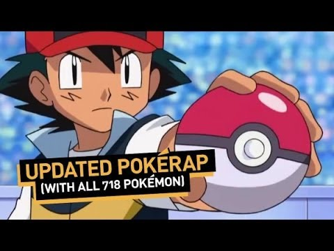 Pokemon rap, This rap Is available in YOutube. This was something rocking so i Shared it to u all .Enjoy freinds
