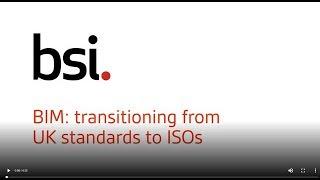 BIM ISO 19650 Transition