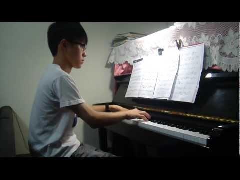 林俊傑 - 學不會NEVER LEARN(鋼琴版)