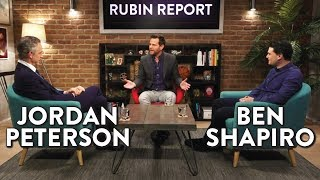 Frontline of Free Speech (LIVE) | Jordan Peterson & Ben Shapiro | POLITICS | Rubin Report