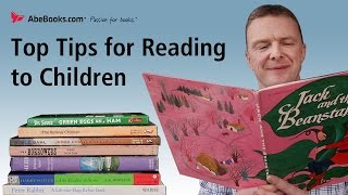 Top Tips For Reading to Children
