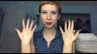 ASMR RP   SOCCER MOM GIVES YOU A MANICURE - YouTube