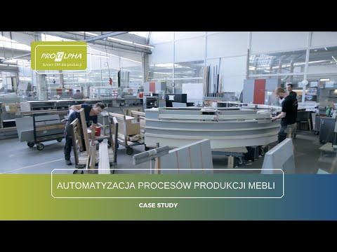 Jak w praktyce wygląda automatyzacja w produkcji mebli?