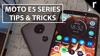 Motorola Moto E5 Series   Tips and Tricks