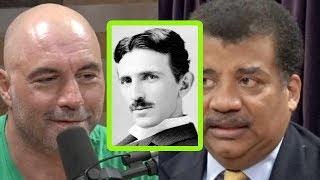 """Neil deGrasse Tyson On """"The Nikola Tesla Fan Club"""""""