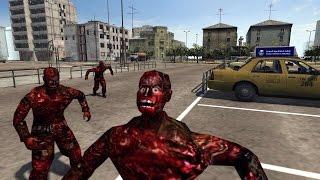 Men of War Cinematic - Zombie Outbreak