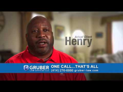 Gruber Law Offices Testimonials (Combo 3)