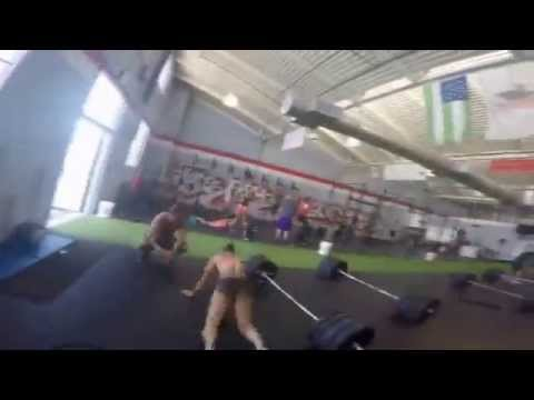 CrossFit Floyd Bennett Field - Roland Palmer Hero WOD