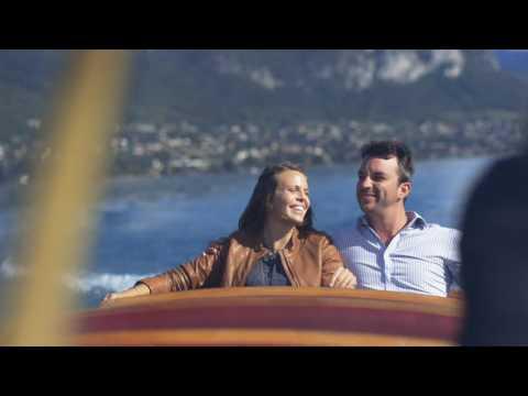 Balade romantique à Annecy