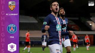 Lorient 0 - 1 PSG - HIGHLIGHTS & GOALS - 1/19/2020