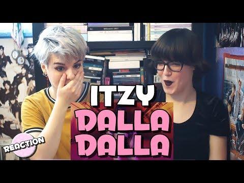 ITZY - DALLA DALLA (달라달라) ★ MV REACTION