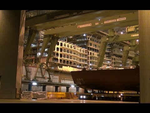 First Look - Quantum of the Seas - Under Construction at ...