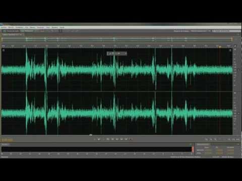 Eliminar Ruido de Fondo - Adobe Audition