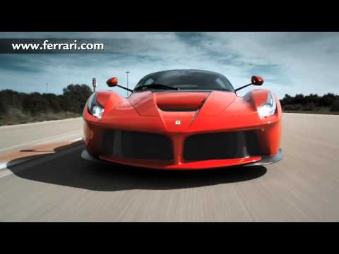 LaFerrari video ufficiale