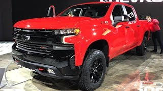 2019 Chevrolet Silverado – Redline: First Look – 2018 NAIAS