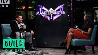 "Nick Cannon Discusses FOX's ""The Masked Singer"""