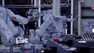 Ứng dụng robot tự động hóa cho các dây chuyền trong nhà máy - Tự Động Hóa Việt Nam