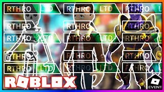 LEAK] ROBLOX NEW LIMITED RTHRO PACKAGE 2019