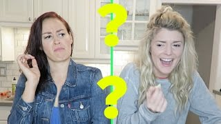 TASTING MYSTERY FRUIT?? w/ Grace Helbig + Mamrie Hart!
