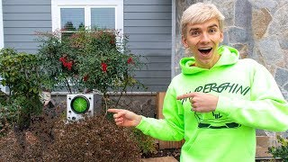 GAME MASTER FOUND with SPY GADGET MACHINE HIDING IN SHARER FAM HOUSE (top secret announcement clues)