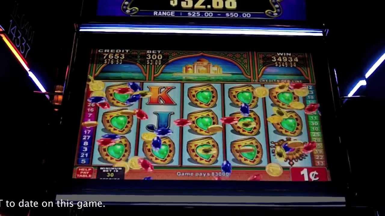 All Konami Slot Games