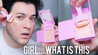 PAINT ROLLER HIGHLIGHTER TESTED! WTF!