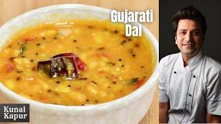 Khatti Methi Dal Tadka   Gujarati Dal   Kunal Kapur   Indian Food Recipes