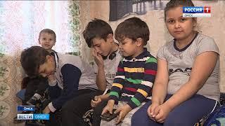 Жители бывшего военного общежития посёлка Степной вынуждены жить в антисанитарных условиях