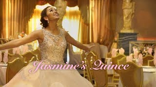 Jasmine's Quinceañera Highlights Video Los Angeles | LA Quince 2018