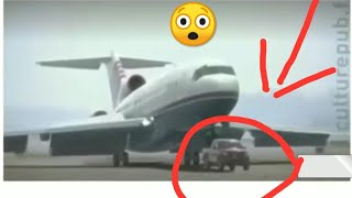 The real hero |  flight saving | viral video