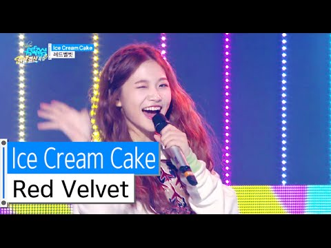 [HOT] RED VELVET - Ice Cream Cake, 레드벨벳 - 아이스크림 케이크, Show Music core 20151226