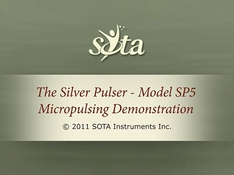 The SOTA Silver Pulser Model SP5 - Micropulsing