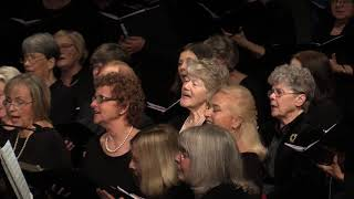 AACC & Southern Maryland Encore Chorales Holiday Concert December 15, 2018