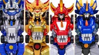 DinoCore S1 UltraTyranno S2 SaverCerato S3 UltimateTyranno HyperCerato Transformation