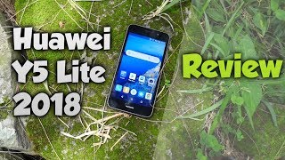 Video Huawei Y5 Lite 2018 iSOaK5FA6Sc