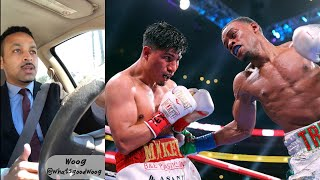 Mikey Garcia went up to challenge Errol Spence Jr, and got DOMINATED. So what's next?