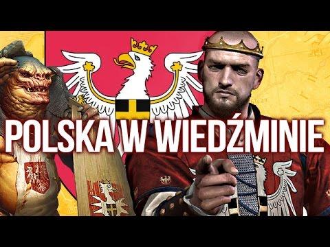 Czy Redania to wiedźmińska Polska?
