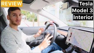 Tesla Model 3 - Interior Review