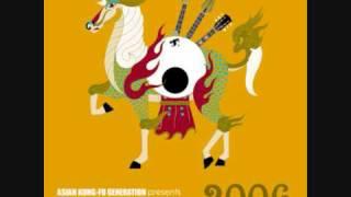 Asian Kung Fu Generation N.G.S